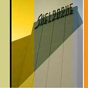 Miami Digital Art Posters - Shelborne 1 Poster by Chris Lopez Studio