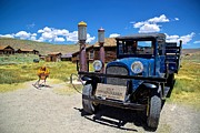 Joe Urbz - Shell Station in Bodie