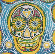 Sugar Skull Originals - Shes Got Bette Davis Eyes by Gitta Brewster