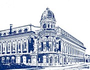 Shibe Park Prints - Shibe Park 2 Print by John Madison