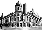 Philadelphia Phillies Stadium Prints - Shibe Park Print by Benjamin Yeager