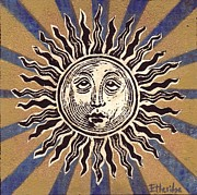 Sun Reliefs - Shine Down 2 by William p Etheridge jr