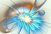 Anastasiya Malakhova - Shining Blue Flower
