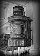 Kerosene Lamps Prints - Ship Lamp Print by Lee Dos Santos