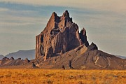 Indiana Acrylic Prints - Shiprock Acrylic Print by Benjamin Yeager
