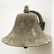 Shotwell Photography Metal Prints - Ships Bell Metal Print by Kathi Shotwell