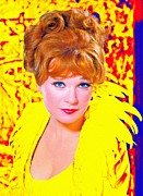 Shirley Mixed Media - Shirley MacLaine in What a Way to Go by Art Cinema Gallery