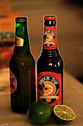 Oat Photos - Shock Top by Cheryl Young