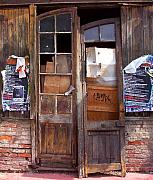 Rodger Insh - Shop Front Albi France