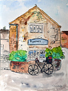 Bread Paintings - Shop in Bakewell by Jean Fitzhugh