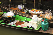 Pakorn Kitpaiboolwat - Shop On The Boats At...