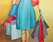 Tiffany Albright - Shopaholic
