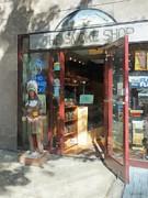 Shopfronts - Smoke Shop Print by Susan Savad