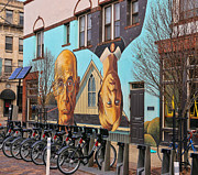 Short North Mural 4673 Print by Jack Schultz