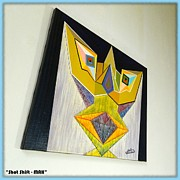 Cabbalism Framed Prints - Shot Shift - Mah. 1   Framed Print by Michael Bellon