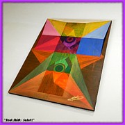 Cabbalism Framed Prints - Shot Shift - Salut 2 Framed Print by Michael Bellon