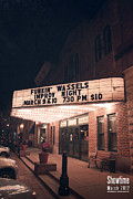 Theater Metal Prints - Showtime Metal Print by Jeff Bell