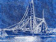 Barry Jones - Shrimp Boat - Dock - Coastal Dreaming