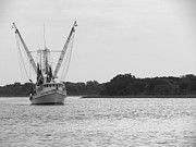 Mark Head - Shrimp boat heading out...