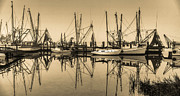 Philip Heim - Shrimp Boat Reflections