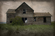 Haunted House Photos - Shrouded in Mystery by Sandra Bronstein
