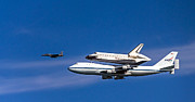 Kate Brown - Shuttle Endeavour