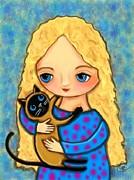 Cynthia Snyder - Siamese Hugs