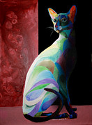 Sherry Shipley - Siamese Shadow 2
