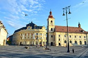 Ion vincent DAnu - Sibiu Town Hall