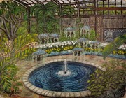 Horticultural Originals - Sibley Horticultural Center by Andrew Pierce