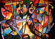 Georg Douglas - Sicilian puppets I