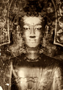 Siddhartha Gautama Print by Ramon Fernandez