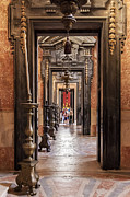 Aisle Photos - Side aisle of the Basilica of the Mafra by Jose Elias - Sofia Pereira