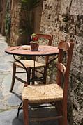 Patricia Hofmeester - Sidewalk cafe