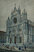 William Goldsmith - Siena Il Duomo