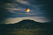 Newman Artography - Sierra Blood Moon 2