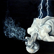 Smoker Originals - Sigh by Carol Stocki