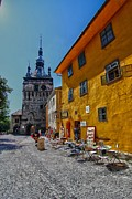 Andrei Fried - Sighisoara -the Clock...