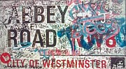 Abbey Road Prints - Sign of the Times Print by George Pedro