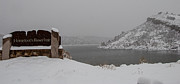 Horsetooth Reservoir Metal Prints - Sign of the Times Metal Print by Harry Strharsky