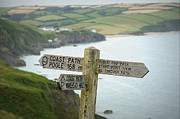 Signpost Prints - Signpost Print by Chevy Fleet