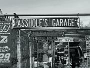 Flea Market Photos - Signs Of Our Time by Jeff Breiman