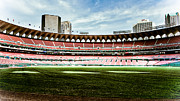 Ballpark Prints - Silent Arches Print by Robert FERD Frank