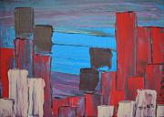 Décor Originals - Silent City by Donna Blackhall