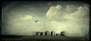 Annie Lemay - Silos of the Prairies