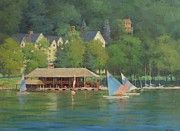 Marianne  Kuhn - Silver Bay Boathouse