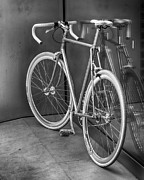 Jerry Fornarotto - Silver Bike BW