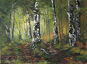 Jean Walker - Silver Birch Forest