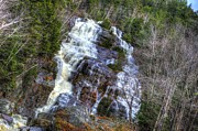 Streams Prints - Silver Cascade II Print by Armand  Roux - Northern Point Photography