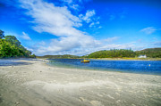 Chris Thaxter - Silver Sands of Morar 4